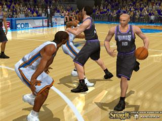 NBA 2K2 Screenshots