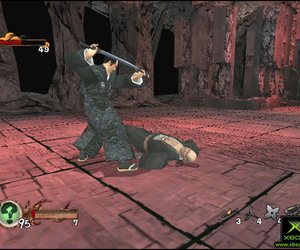 Tenchu: Return From Darkness Chat