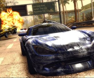 Burnout Revenge Screenshots
