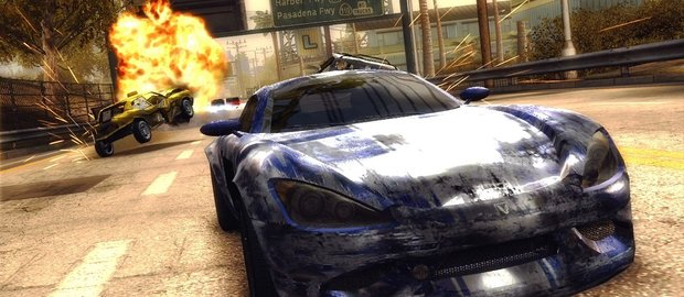 Burnout Revenge News