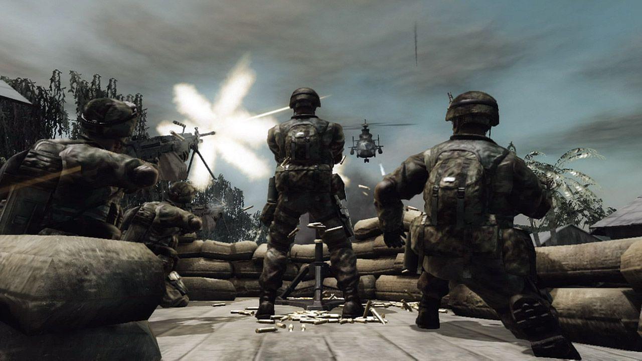 Battlefield 2 modern combat на пк