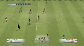 FIFA 06: Road to FIFA World Cup Screenshot from Shacknews