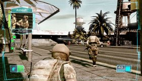 Tom Clancy's Ghost Recon: Advanced Warfighter Screenshot from Shacknews