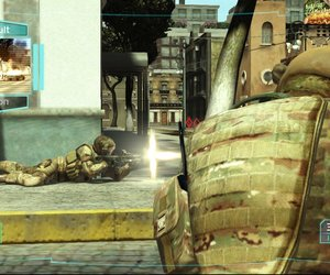 Tom Clancy's Ghost Recon Advanced Warfighter Chat