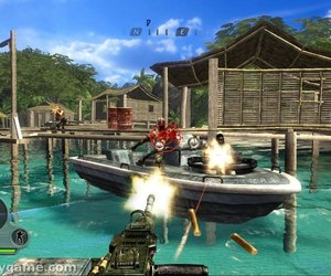 Far Cry Instincts Predator Screenshots