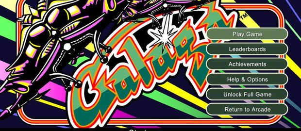 Galaga News