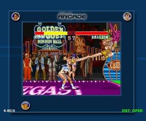 Street Fighter II' Hyper Fighting Chat