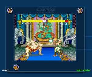 Street Fighter II' Hyper Fighting Files