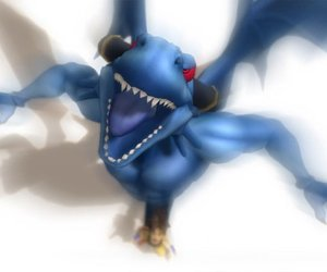 Blue Dragon Chat