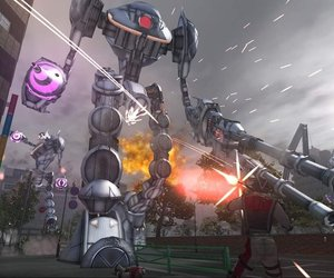 Earth Defense Force 2017 Screenshots