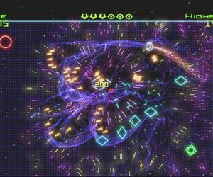 Geometry Wars: Retro Evolved Screenshots