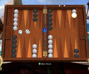 Hardwood Backgammon Videos