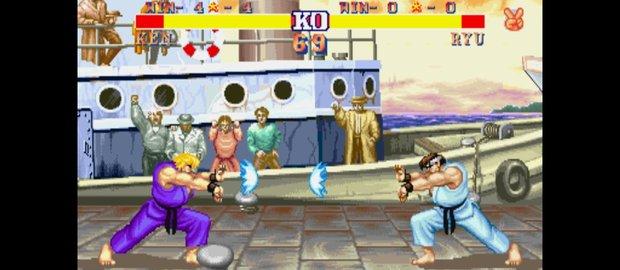 Street Fighter II' Hyper Fighting News