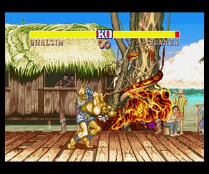 Street Fighter II' Hyper Fighting Screenshots