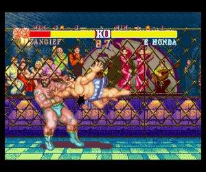 Street Fighter II' Hyper Fighting Files