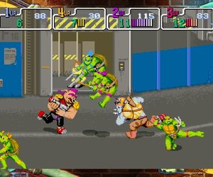 Teenage Mutant Ninja Turtles Videos
