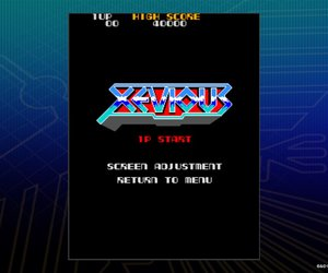 Xevious Screenshots