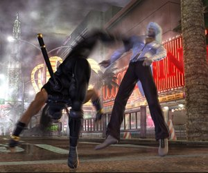 Dead or Alive 4 Screenshots