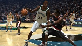 NBA Live 06 Screenshot from Shacknews