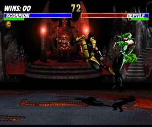 Ultimate Mortal Kombat 3 Screenshots
