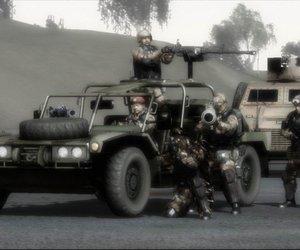 Battlefield 2: Modern Combat Screenshots