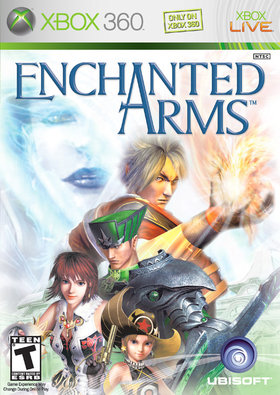 Enchanted Arms Screenshot from Shacknews
