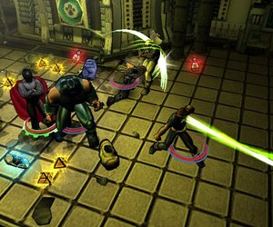 X-Men Legends II: Rise of Apocalypse Screenshots