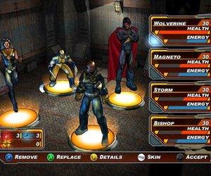 X-Men Legends II: Rise of Apocalypse Files