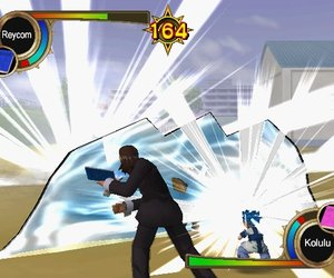Zatch Bell! Mamodo Fury Chat