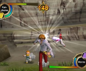 Zatch Bell! Mamodo Fury Screenshots