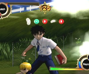 Zatch Bell! Mamodo Fury Chat