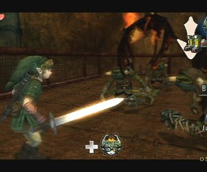 The Legend of Zelda: Twilight Princess Chat