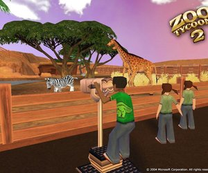 Zoo Tycoon 2: Zookeeper Collection Screenshots