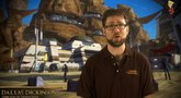 Star Wars: The Old Republic 'E3 2011 Tatooine developer walkthrough' Trailer