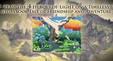 Final Fantasy: The 4 Heroes of Light E3 2010 Trailer