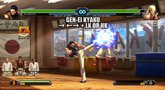 The King of Fighters XIII 'Robert team Art of Fighting' Trailer