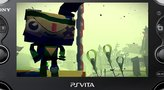 Tearaway Gamescom 2013 trailer