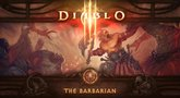 Diablo 3 Barbarian class details trailer