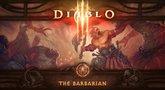 Diablo 3 Barbarian class details trailer