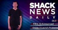 Diablo III, FIFA 13, Final Fantasy XIII-2 DLC - Shacknews Daily: May 15, 2012