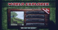 Minecraft unofficial 'World Explorer' mobile app free