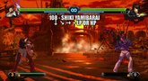 The King of Fighters XIII 'Iori & flames' Trailer