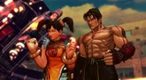 Street Fighter X Tekken Ogre and Jin trailer