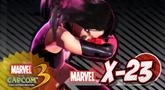 Marvel vs. Capcom 3 'TGS 2010 - X-23 Reveal' Trailer