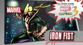 Ultimate Marvel vs. Capcom 3 'Iron Fist character vignette' Trailer