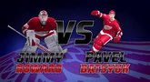 NHL 13 cover vote Detroit Red Wings trailer