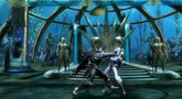 Injustice: Gods Among Us Killer Frost and Ares battle trailer