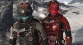 Dead Space 3 N7 Armor trailer