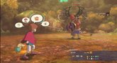 Ni no Kuni: Wrath of the White Witch golden grove part 2 gameplay trailer