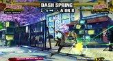 Persona 4 Arena Yosuke moves trailer